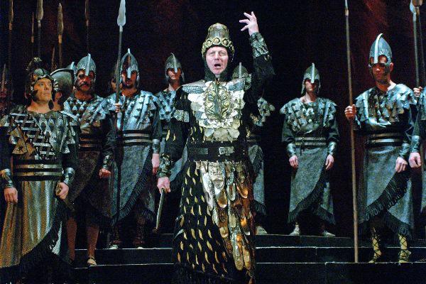 Nabucco  - Fokanov Anatolij, 2006. (Fotó: Éder Veronika)