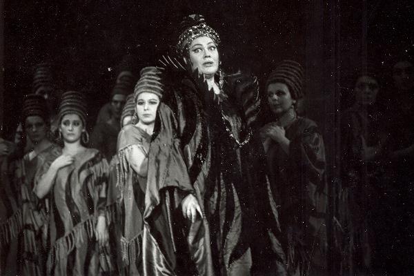Nabucco - Sudlik Mária, 1987.