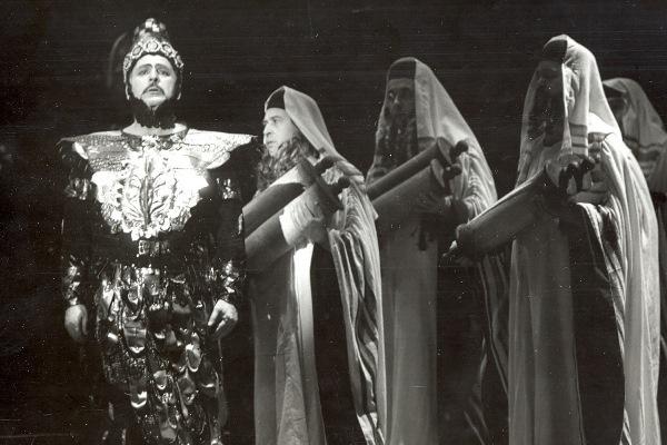 Nabucco - Sólyom-Nagy Sándor, 1987