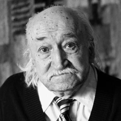 Kusztos Endre (Fotó: Magyar Művészeti Akadémia)