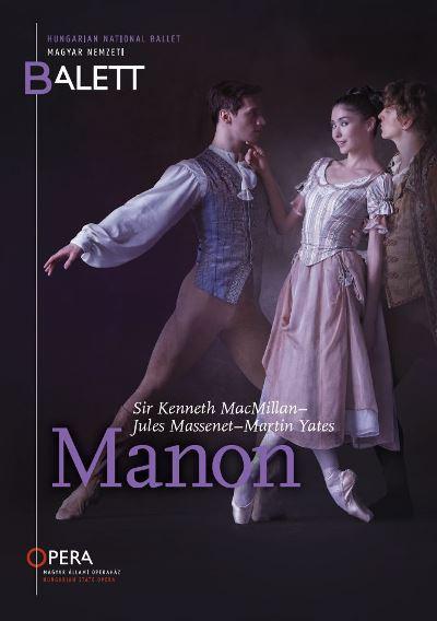 Manon (Forrás: Magyar Állami Operaház)