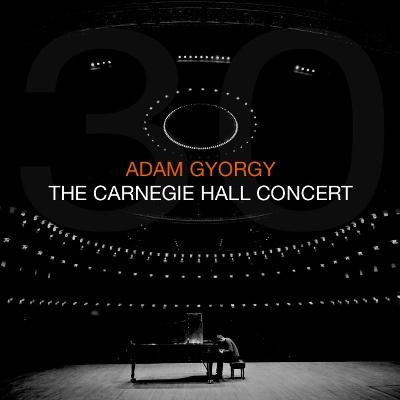 György Ádám: The Carnegie Hall Concert - Lemezborító