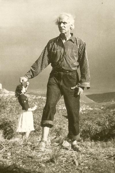 Max Ernst és Dorothea Tanning