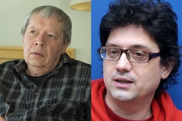 Balogh Tibor és Perényi Balázs