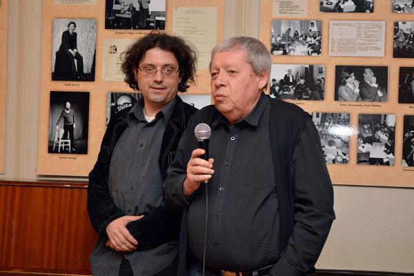 Perényi Balázs és Balogh Tibor