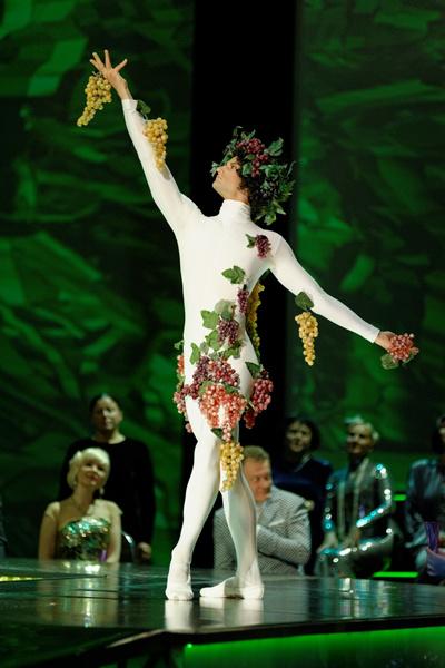 Bacchus - Litván Nemzeti Opera és Balettszínház