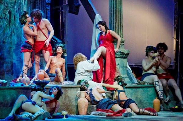 Tannhäuser a Novoszibirszki Opera- és Balettszínházban