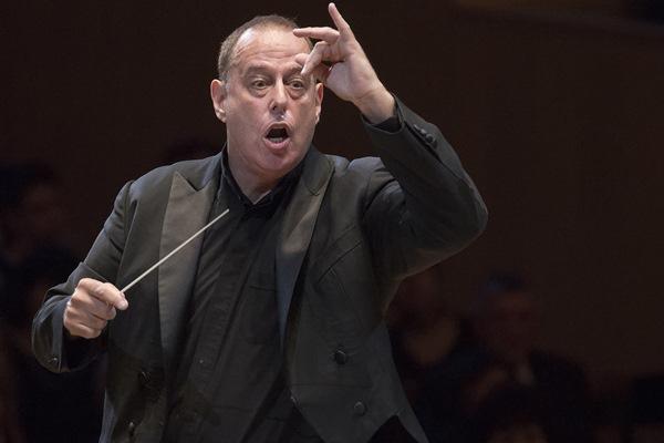 Daniel Oren és az MR Szomfonikusok