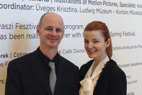 Tomas Opitz és Puskás Bea