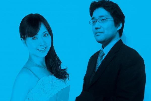 Miho Morimoto és Mukeda Narihito