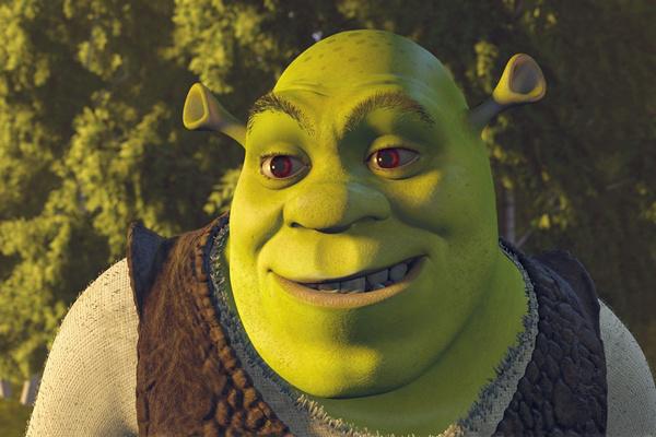 Shrek (Forrás: Port.hu)