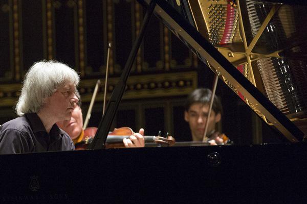 Ránki Dezső és a Concerto Budapest