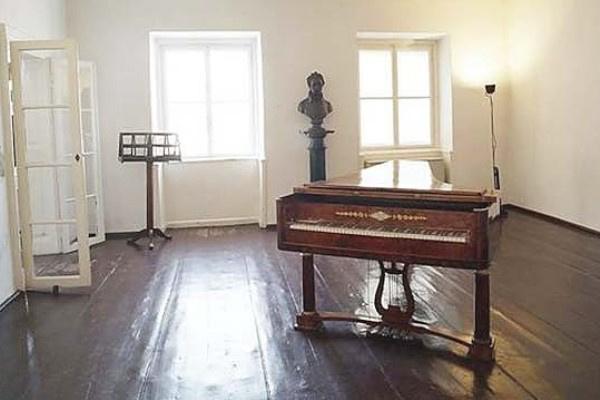 Schubert utolsó lakhelye (Forrás: www.habsburger.net)