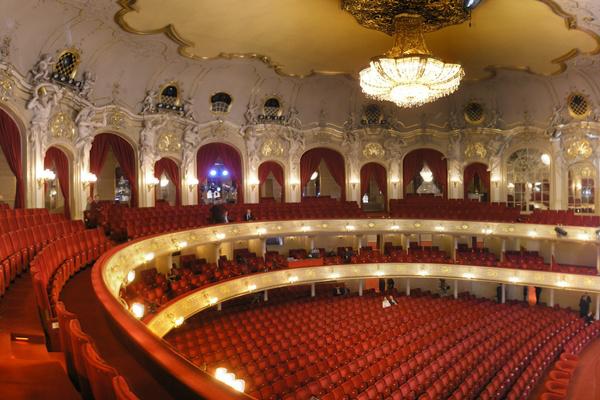 Komische Oper, Berlin