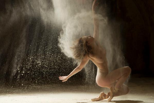 Táncos test