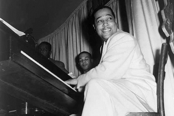 Duke Ellington a Hurrican Club-ban