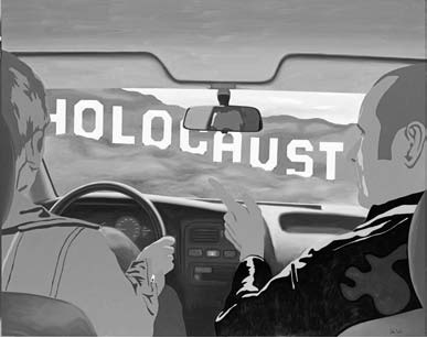 John Smith: Holocaust, 2001 (Forrás: Tartu Art Museum)