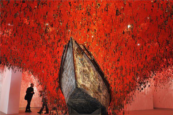 A japán pavilon projektje - Velencei Biennale