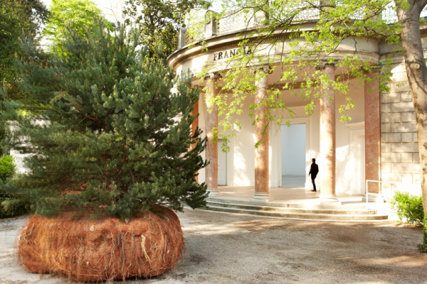A francia pavilon látványterve - Velencei Biennale
