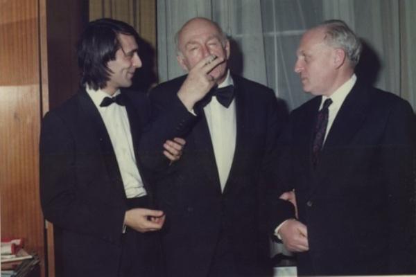 Szvjatoszlav Richter, Jurij Bashmet és Fejér Pál