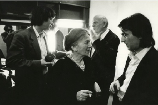 Kocsis Zoltán, Fischer Annie és Szvatoszlav Richter