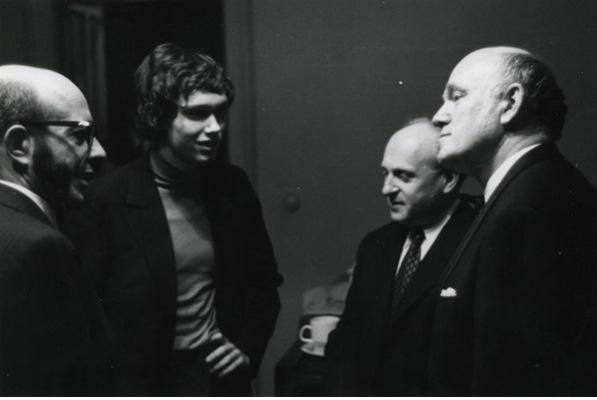 Fejér Pál és Szvajtoszlav Richter