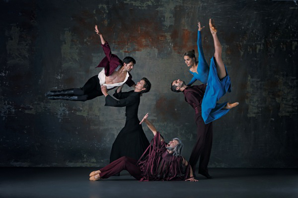 Karamazov testvérek - Magyar Nemzeti Balett