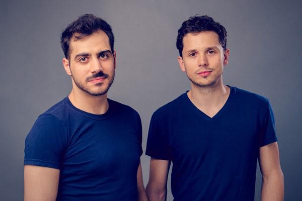 Nagy Dániel Viktor és Csémy Balázs (Forrás: Orlai Produkció)