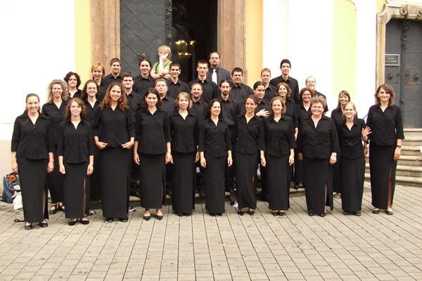 Kórus Spontánusz - World Choir Games - 2008, Graz