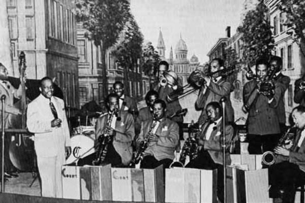 Count Basie 1940-es zenekara