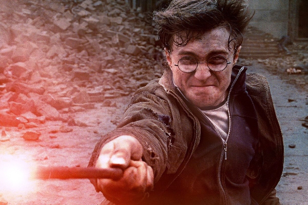 Harry Potter (Forrás. Port.hu)