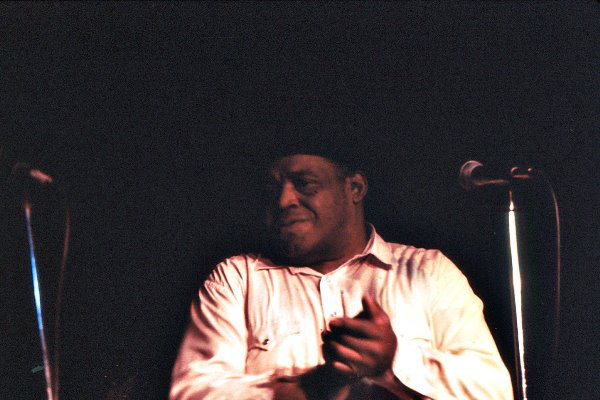 Willie Dixon 1979-ben (Forrás: Wikipedia)