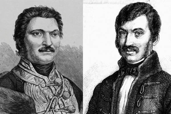 Bihari János és Lavotta János