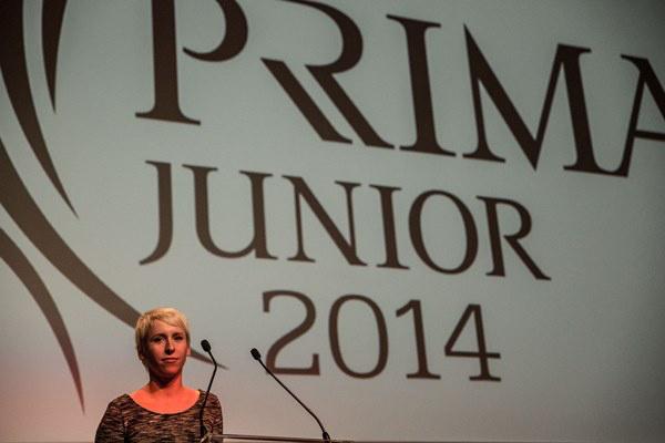 Zomborácz Virág - Junior Prima Díj 2014