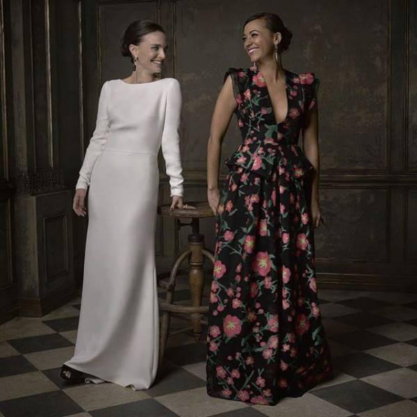 Natalie Portman és Rashida Jones