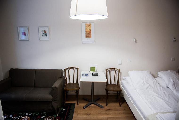 Egy kiadó AirBnb-s lakás Budapesten