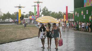 Hihetetlen: esőnapon esett az eső Siófokon