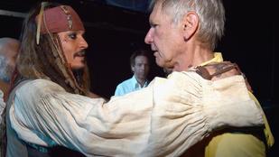 Jack Sparrow lelkizett egyet Han Soloval