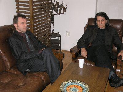 Oberfrank Pál és Sopsits Árpád