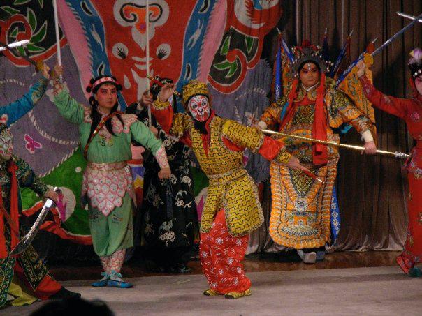 Ghaffar Pourazar  (Monkey King, Beijing Opera)
