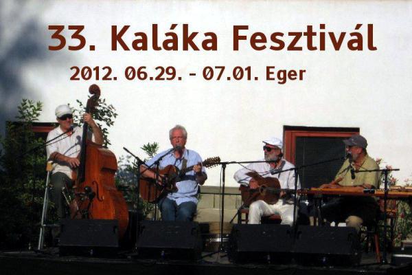Kaláka Fesztivál Eger