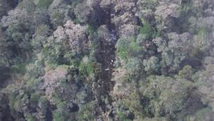 Senki nem maradt életben a lezuhant indonéz gépen