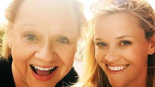 Reese Witherspoon mamája ilyen vidám személy