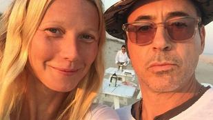 Gwyneth Paltrow smink nélkül tolta bele az arcát a kamerába