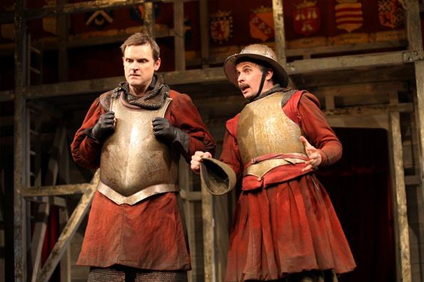 V. Henrik - Shakespeare's Globe Theater