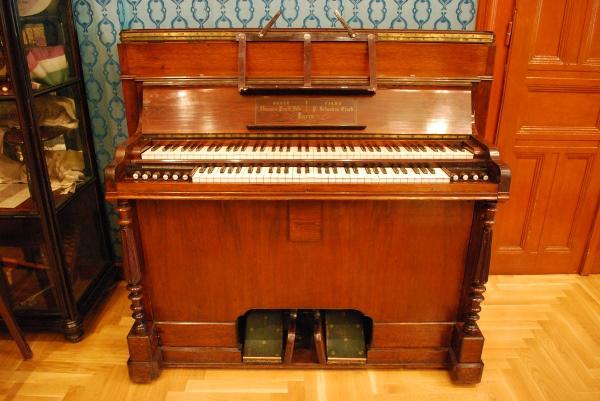 Piano-Orgue