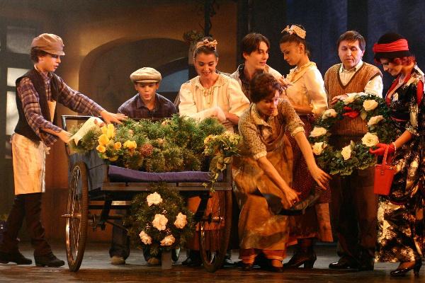 Csókos asszony - Budapesti Operettszínház