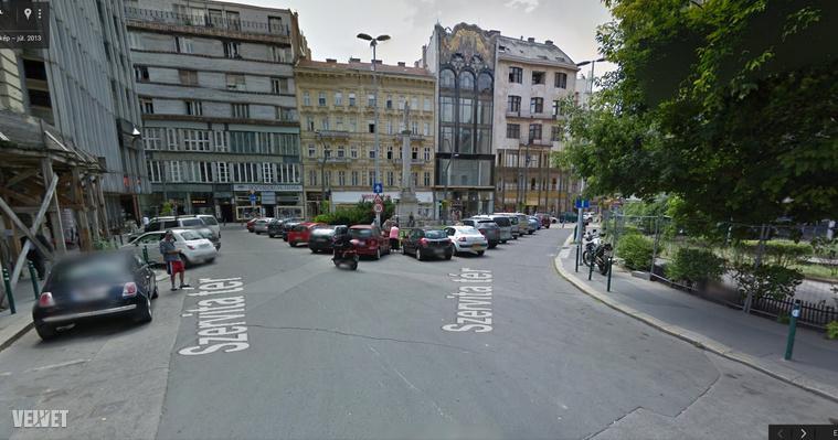 Mutatjuk, milyen volt a Szervita tér, ha nem emlékezne rá, vagy csak eddig nem is tudott a létezéséről.
