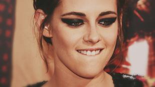 Kristen Stewart iszonyú fájdalmakat élhetett át ezen a premieren