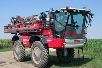 Agrifac Condor 2011
